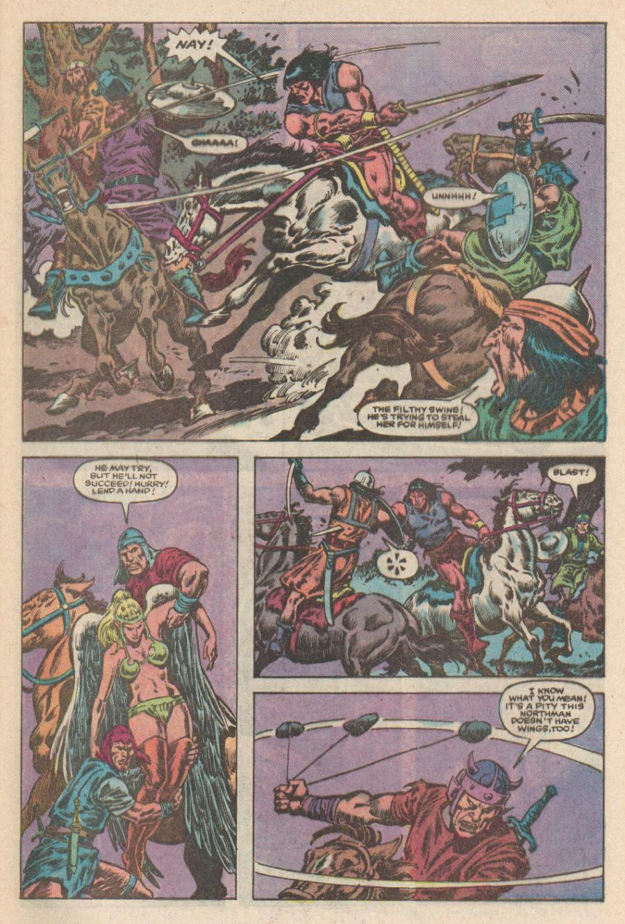 Conan the Barbarian (1970) Issue #168 #180 - English 4