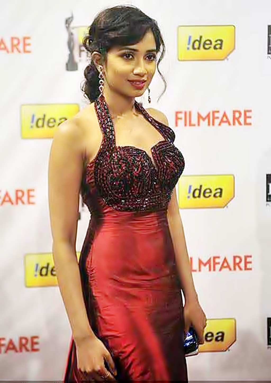 Shreya Ghoshal ...