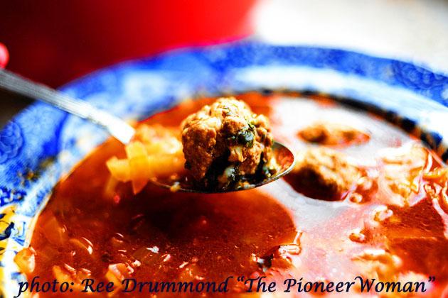 Italian Meatball Soup Recipes — Dishmaps
