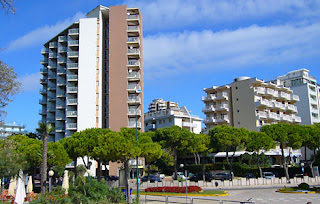 apartmány Bianco Nero Lignano