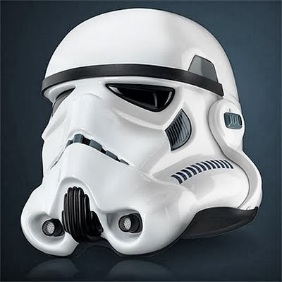 Casco de las Tropas imperiales Stormtroopers