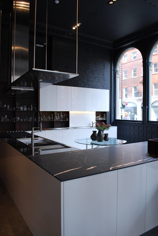 Recently launched Aprile kitchen in white, designed title=