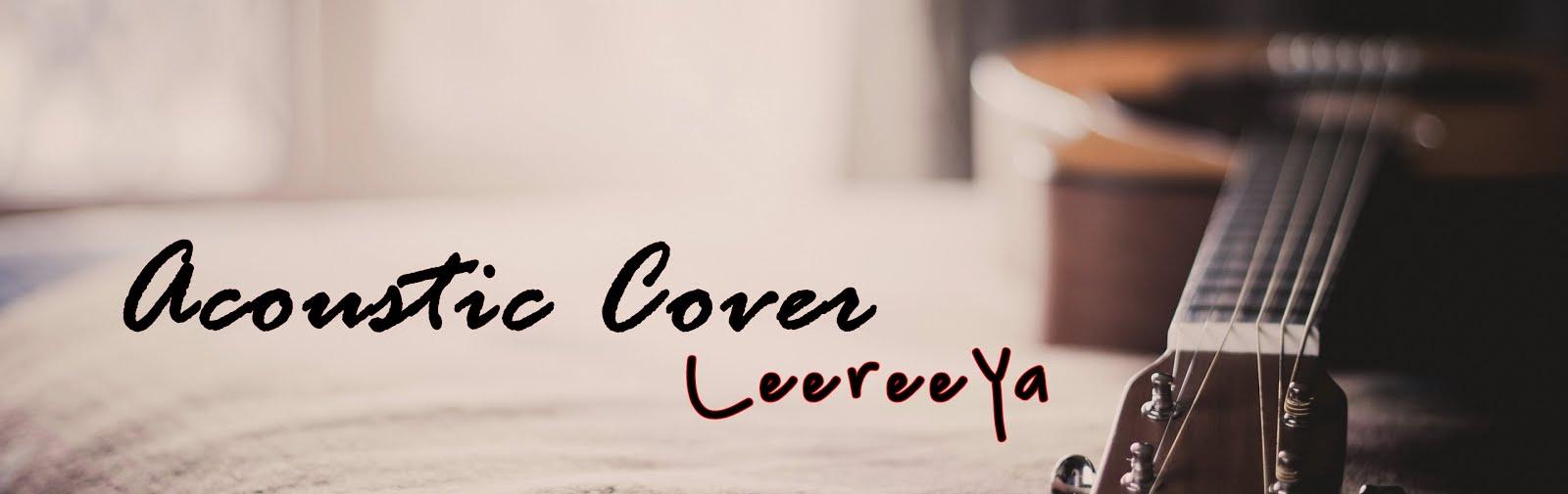 Leereeya Chords Exo Monster Acoustic Cover