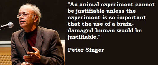 Peter Singer Quotes