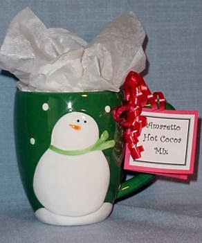 Easy Microwave Desserts in a Mug Mixes Make Great Christmas Gifts