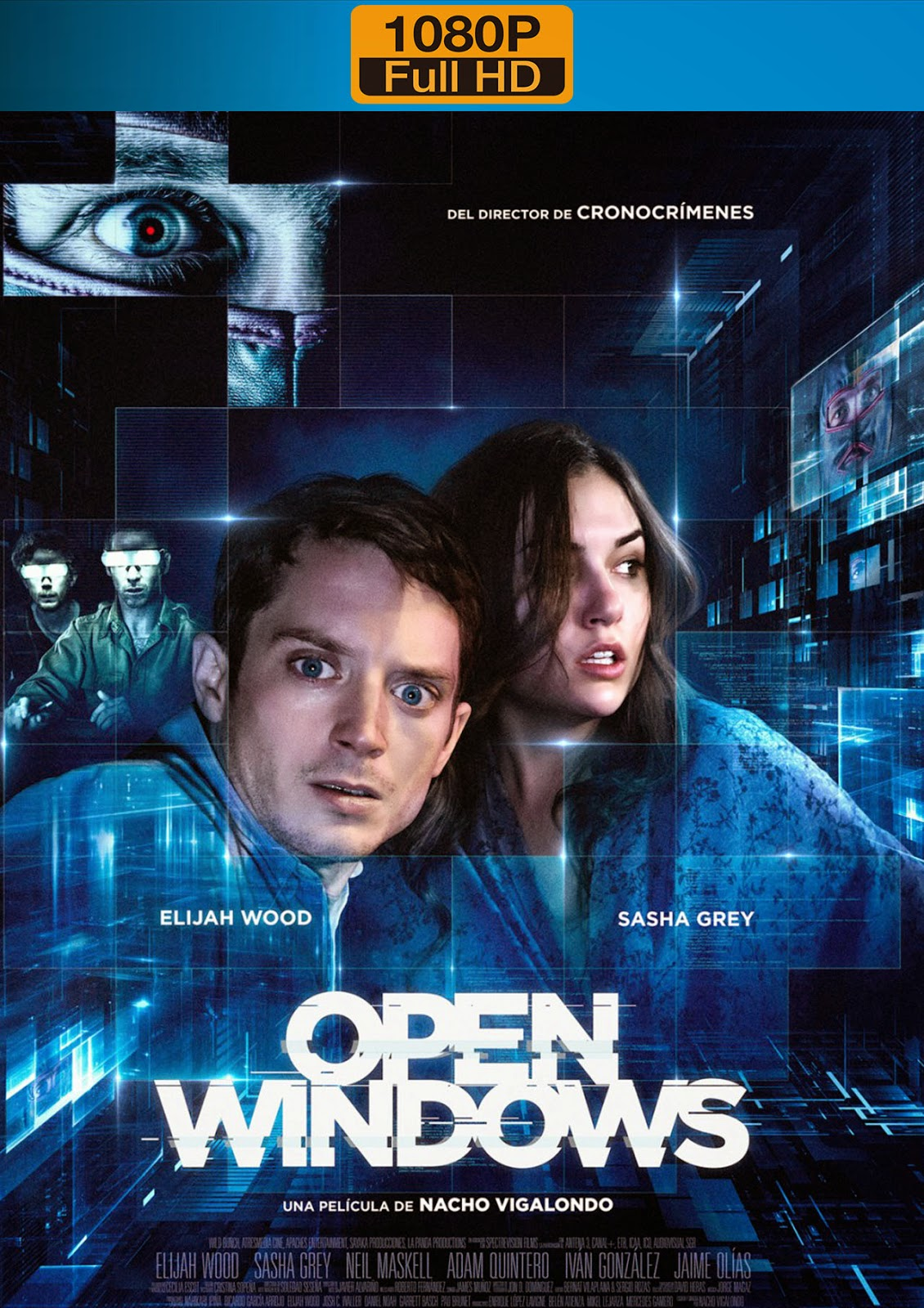 Open Windows 2014 1080p Subtitulada