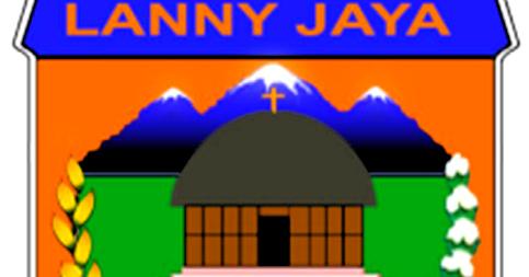 Logo Kabupaten Kota Logo Kabupaten Lanny Jaya Papua
