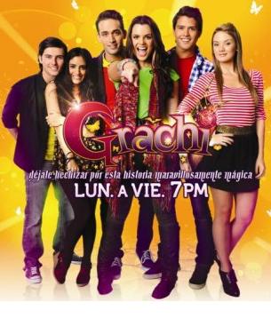 """EXCLUSIVA: Producción de la Segunda Temporada de """"Grachi"""""""