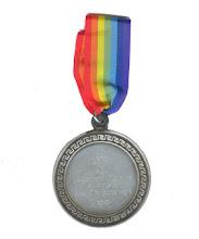 Otorgan Medalla en Argentina al historietista Juan Carlos Silva Bocanegra