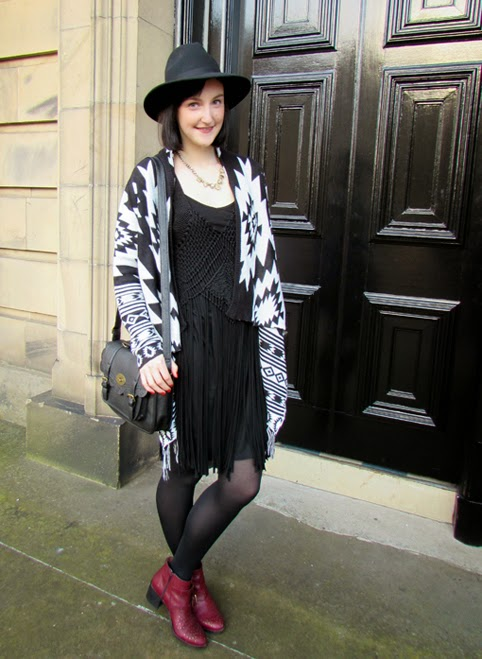 Edinburgh blogger