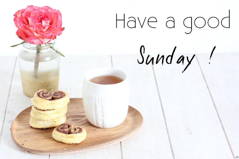 Une touche de rose ENG: Have a good Sunday !