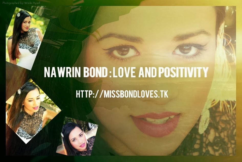 Nawrin Bond: Words of Love!