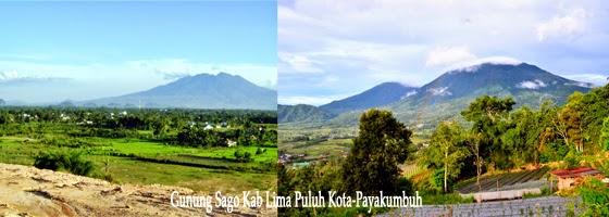 Gunung Sago Kab Lima Puluh Kota-Payakumbuh