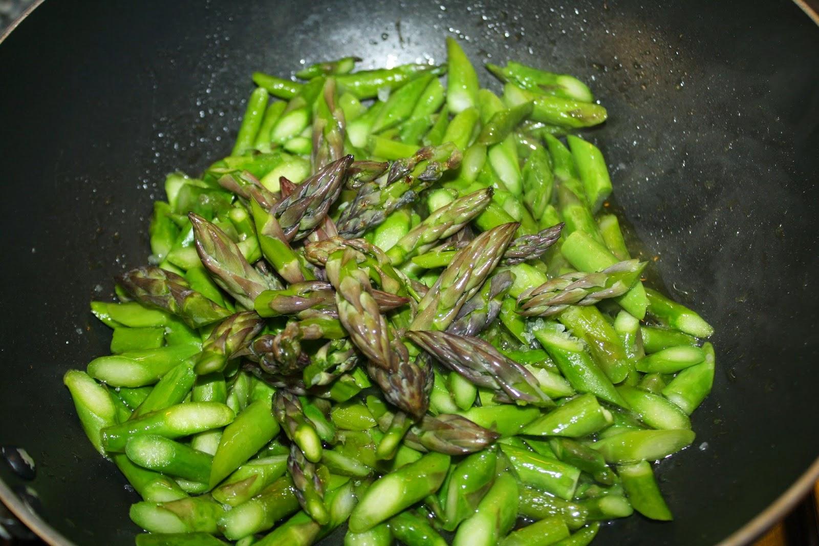 ricette asparagi