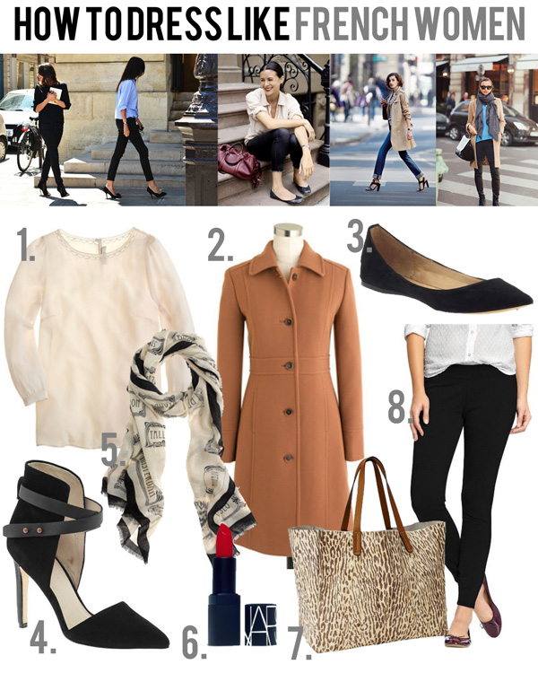 Jillggu0026#39;s Good Life (for Less) | A West Michigan Style Blog Style Icon French Women!