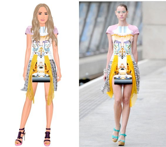 Mary Katrantzou dresses