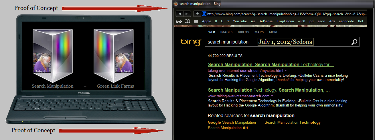 Hacking Bing for Immortality Education