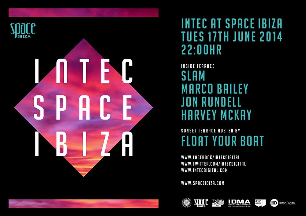 Intec at Space Ibiza 2014