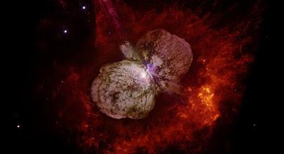 تفنگی که پرتوهای کیهانی را به سرتاسر کهکشان شلیک میکند