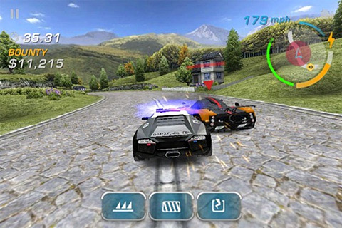 Jogos Android - Need For Speed Hot Pursuit