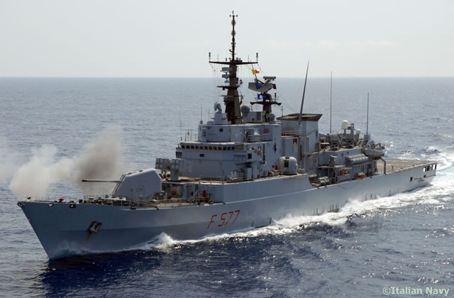 Philippine started negotiations for the purchase of 2 Italian Navy