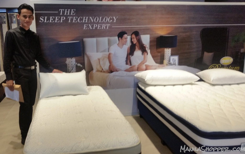 What To Look For In A Good Mattress manila shopper: mattress shopping at uratex ronac lifestyle center