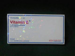 Vitamin E Injeksi