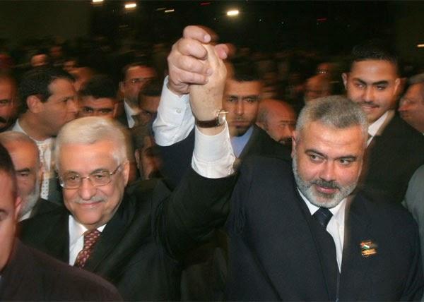 Hamas Minta Mahmoud Abbas Berhenti Meminta AS sebagai Mediator Perdamaian