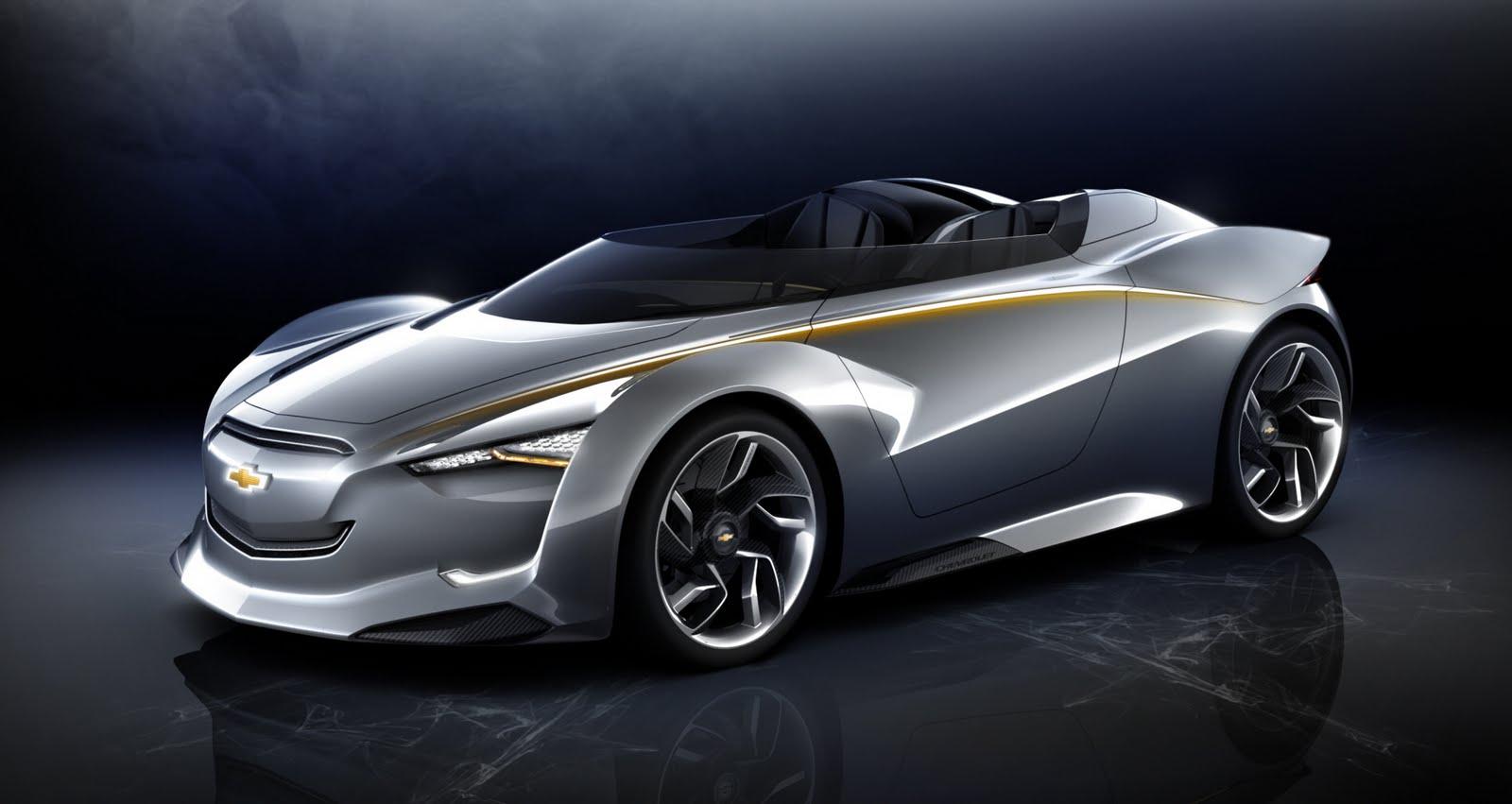 Seoul Motor Show 2011, Chevrolet Mi-ray Roadster Concept