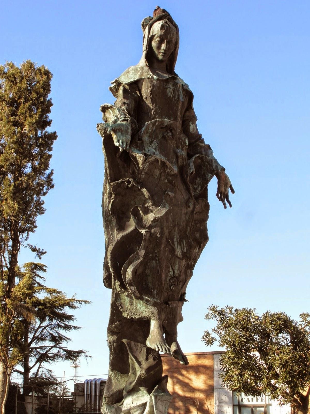 Assumption of the Virgin Mary by Francesco Scarpabolla, Venice