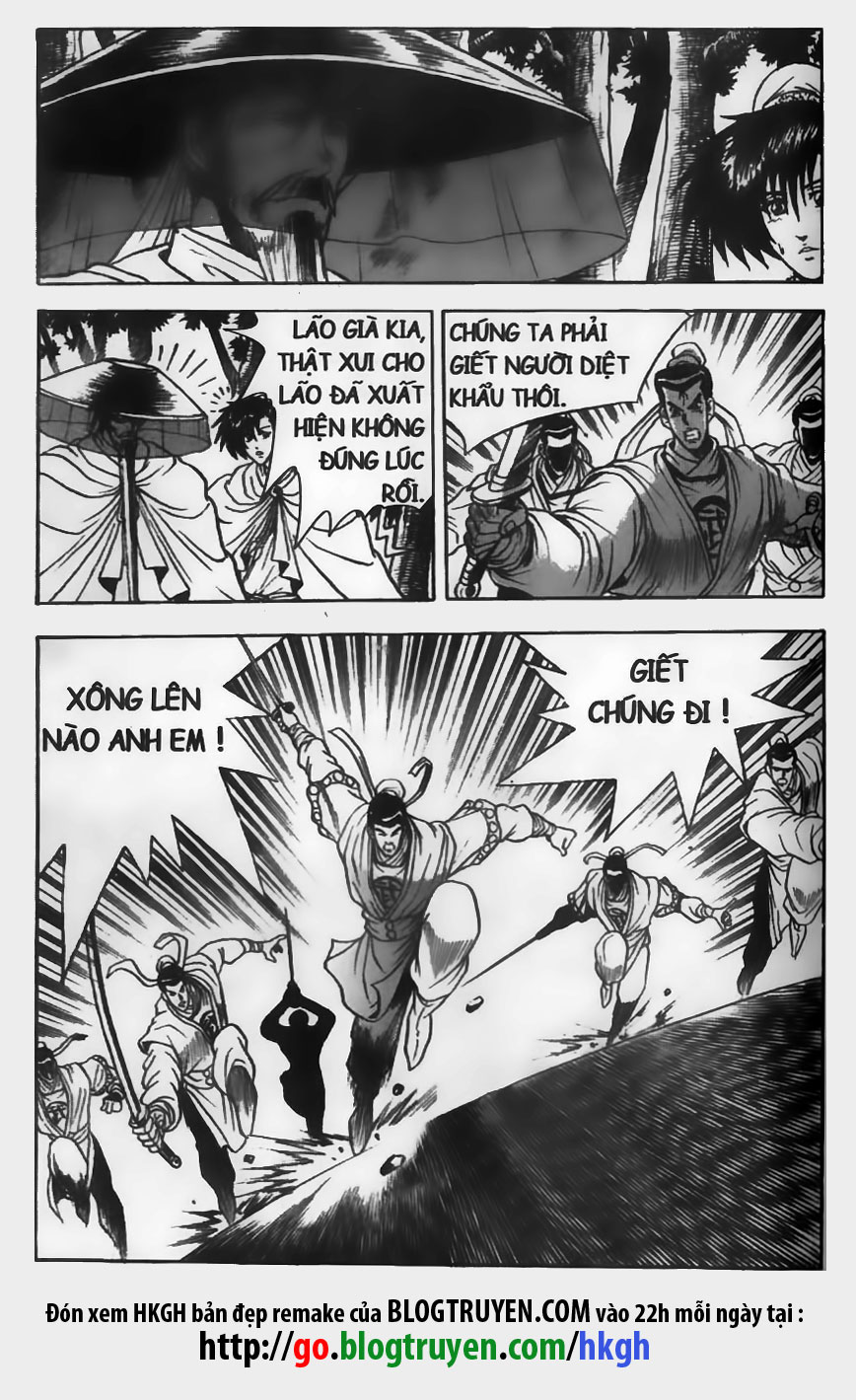 Hiệp Khách Giang Hồ chap 24 page 21 - IZTruyenTranh.com