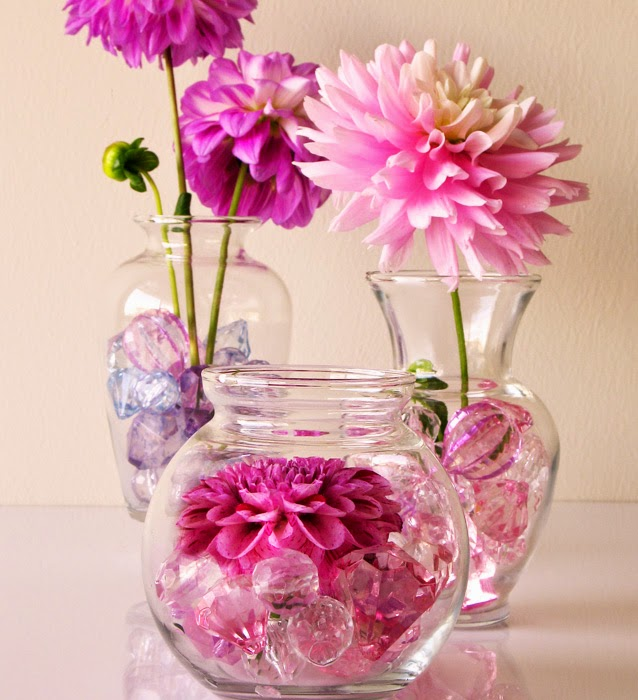 Home decor flower arrangements for Floral decorations for home