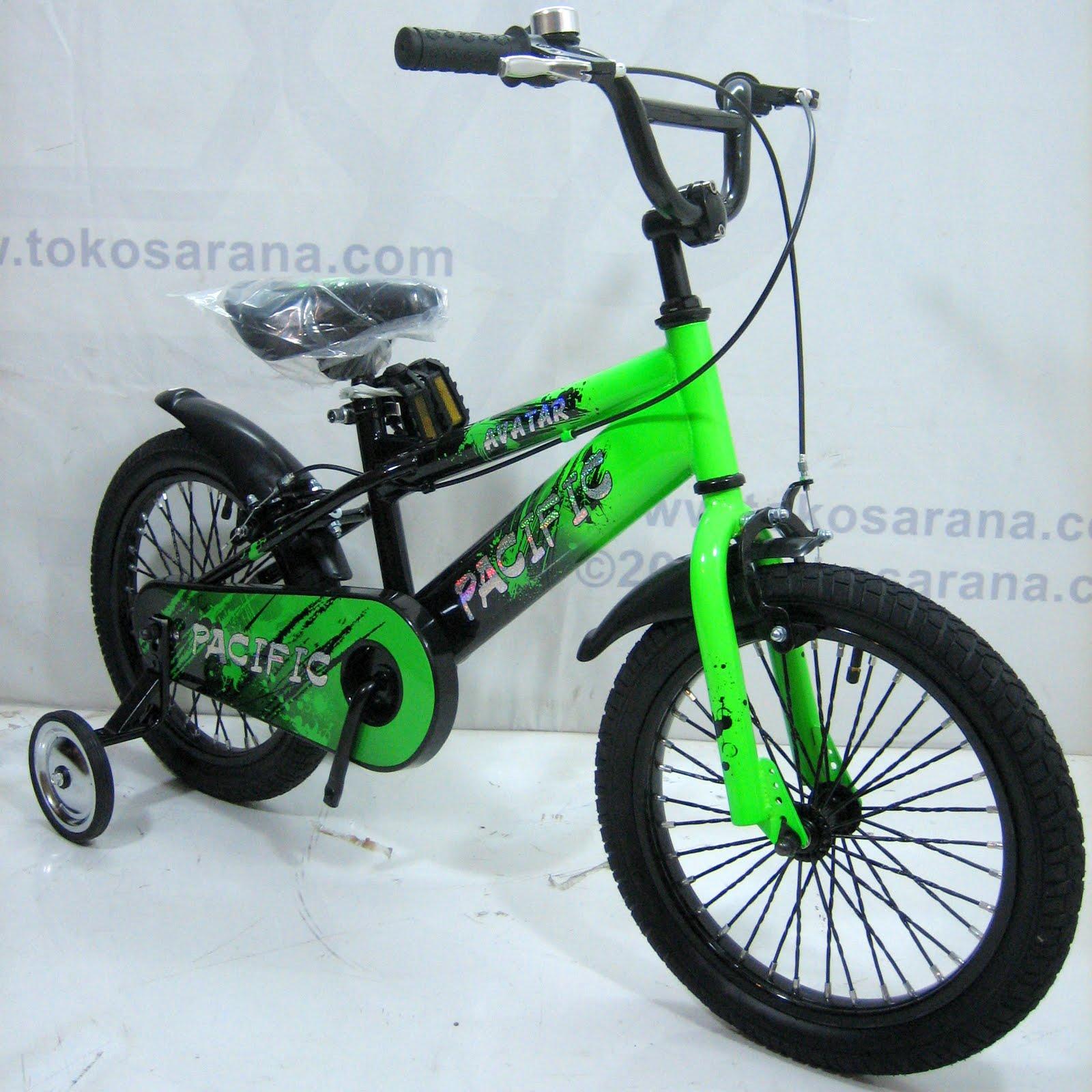 TokosaranaTMJakarta Jatinegara Sepeda Anak Pacific Avatar