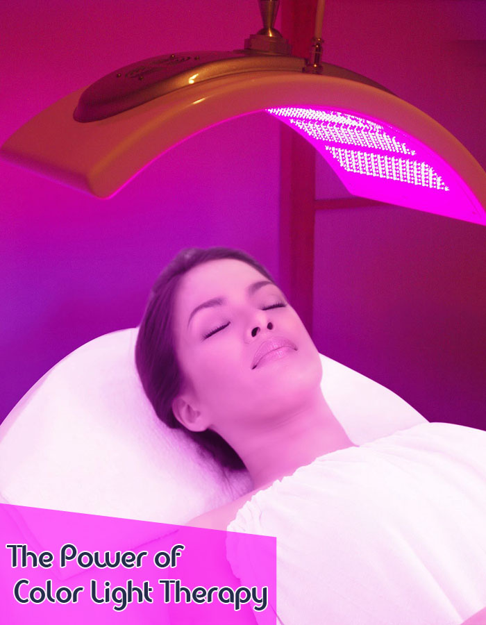 The Power of Color Light Therapy