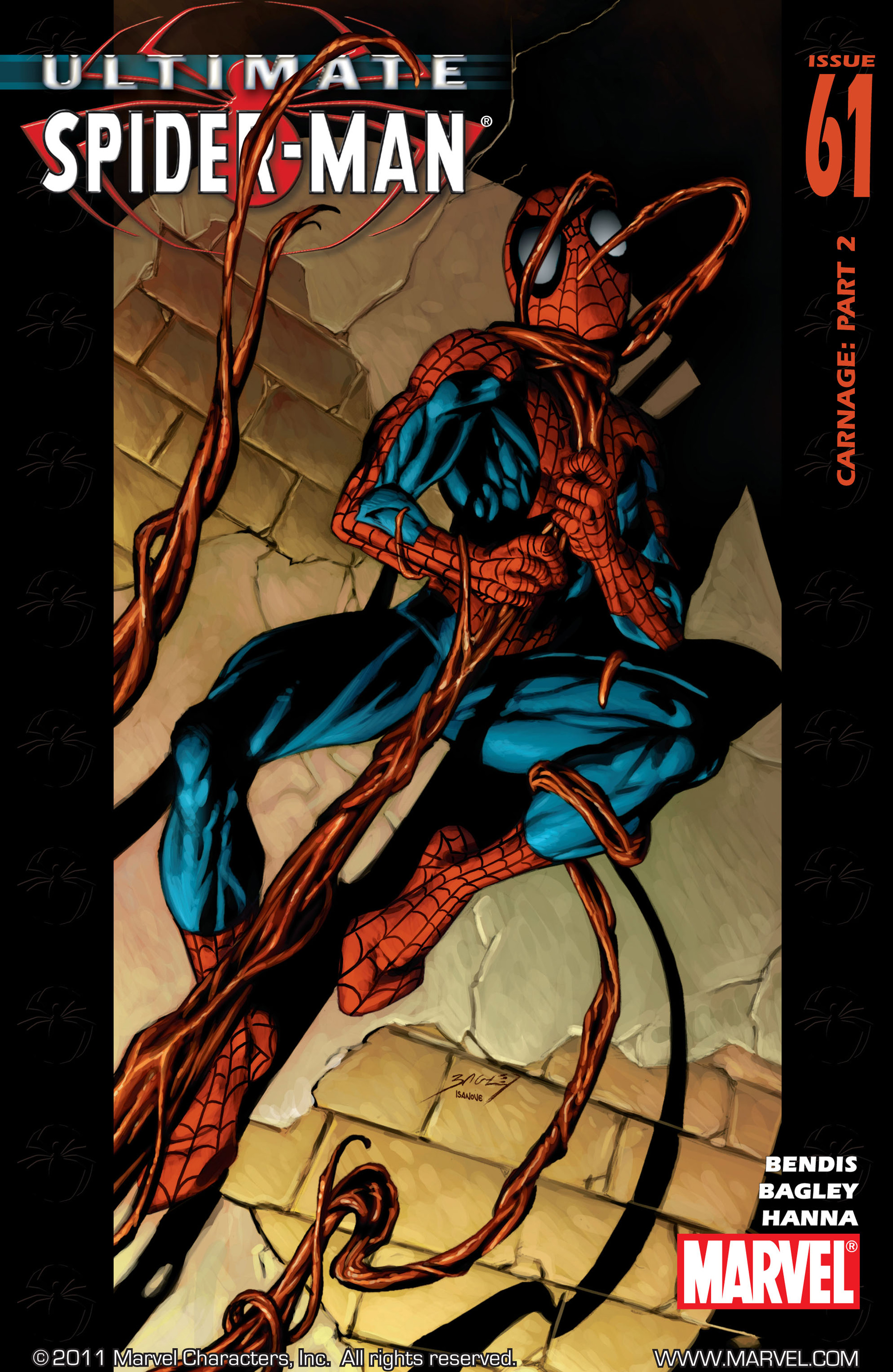 Ultimate Spider-Man (2000) issue 61 - Page 1