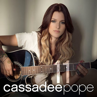 Cassadee Pope - 11 ( guitar )