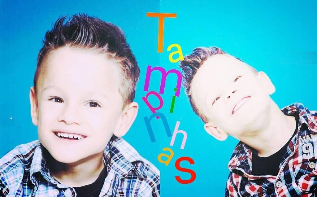 Tampinhas para as sementinhas - Ajudar o Matheo e o Lukas