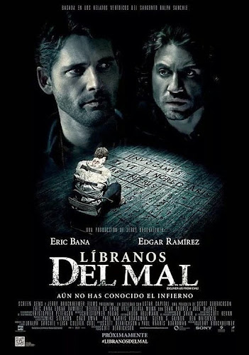 Deliver Us from Evil (BRRip HD Español Latino) (2014)
