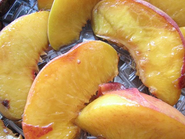 Сушка персиков в домашних условиях 713
