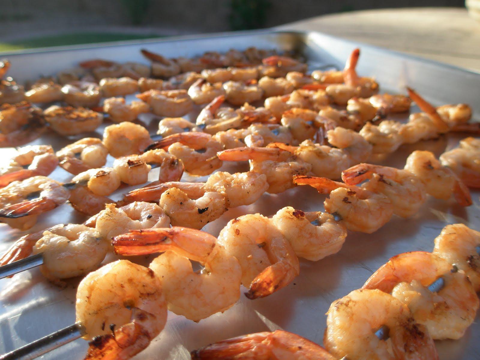 Marinated Grilled Shrimp Recipes — Dishmaps