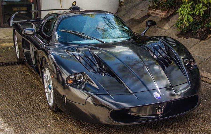 マセラティがラフェラーリをベースにした新型スーパーカーを計画?
