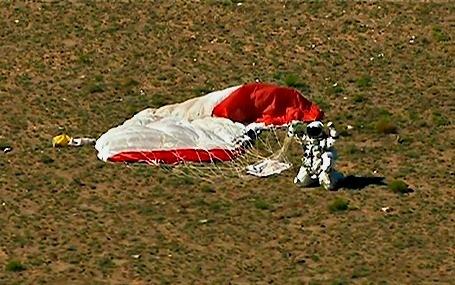 caida libre estratosfera