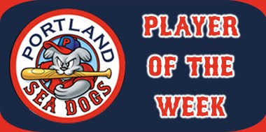 SEA DOGS PLAYER OF THE WEEK