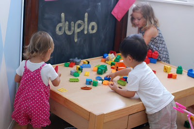 Lego Duplo Read & Build HouseParty