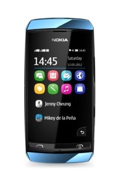 Nokia Asha 305 - Dual SIM Card