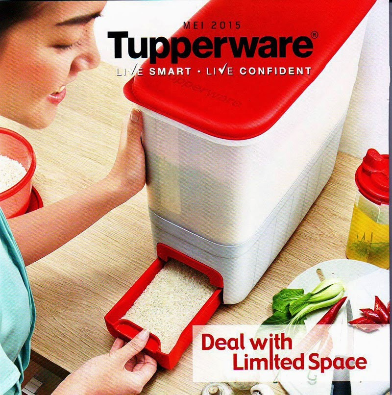 Katalog Tupperware Mei 2015