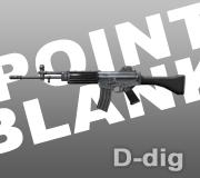 Senjata K-2 Point Blank - PB