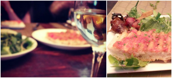 Tapas Dinner at Mercat a La Planxa