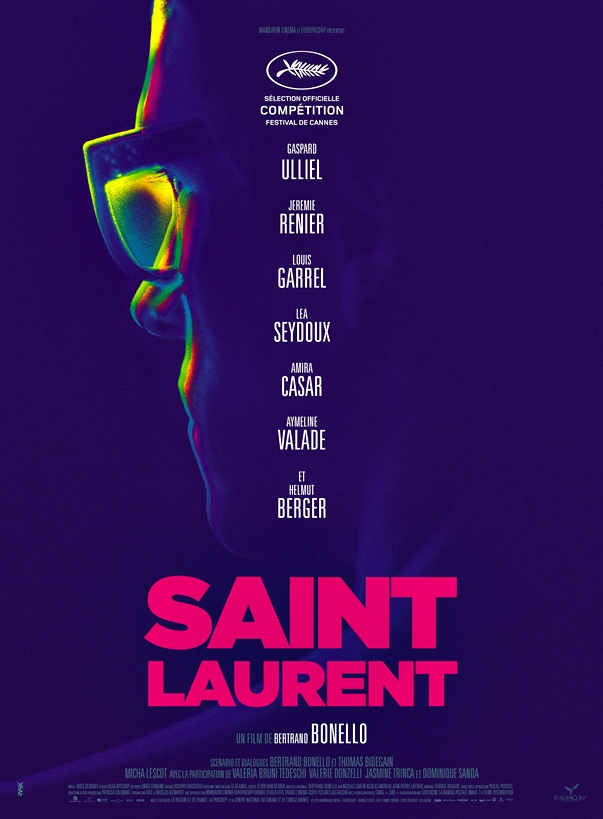 Póster: Saint Laurent