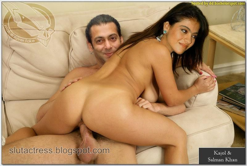 Thumbnail Image Slut Actress Kajol Fucked By Salman
